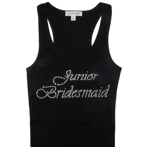 Junior Bridesmaid Tank Top