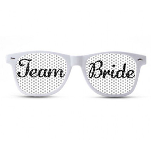 Team Bride Sunglasses