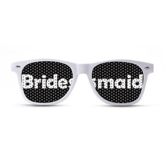 Bridesmaid Bold Sunglasses