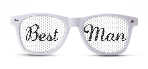 Best Man Script Sunglasses