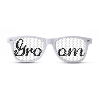 Groom  Wedding Sunglasses