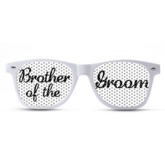 Brother of the Groom Sunglasses