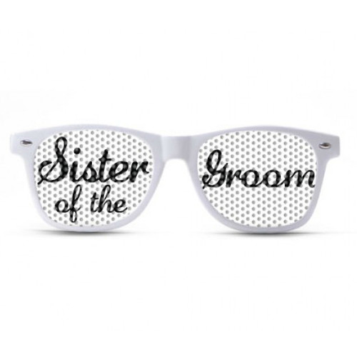 Sister of the Groom Sunglasses