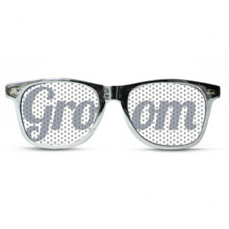 Groom Silver Metal Sunglasses