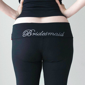 Bridesmaid Yoga Pants