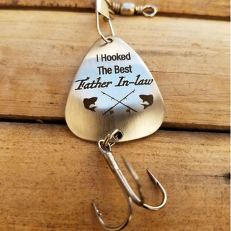 I Hooked the Best Father In Law Fishing Lure