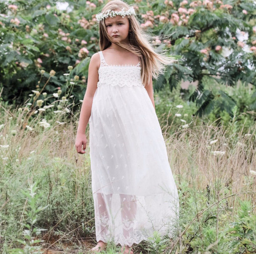 Willow Flower Girl Dress