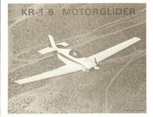 KR-1 B soaring over the California desert.