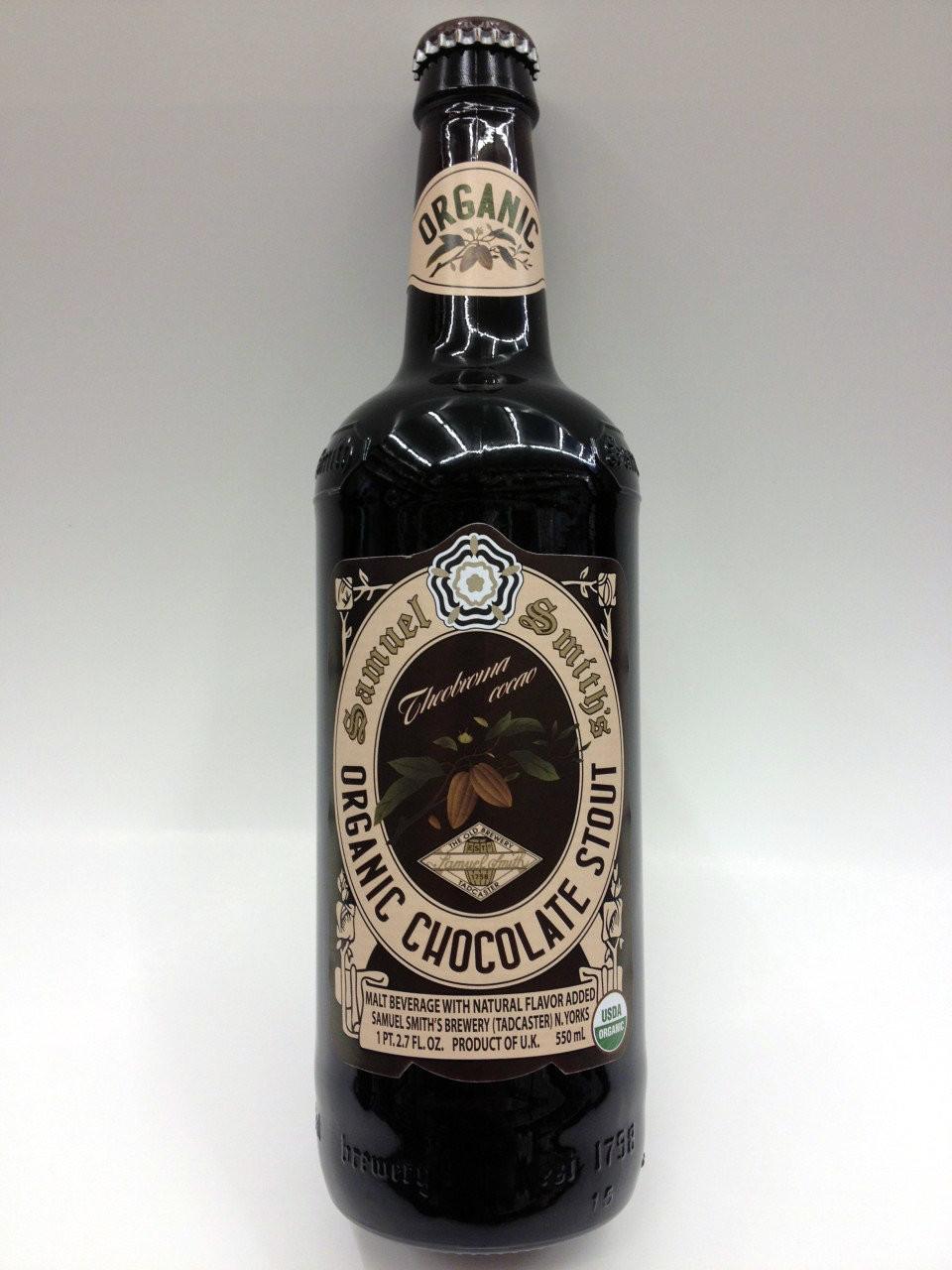 Samuel Smith Organic Chocolate Stout | Quality Liquor Store