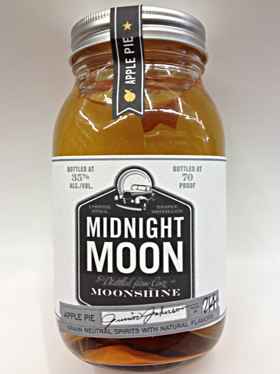 Midnight Moon Moonshine | Apple Pie Moonshine | Quality ...