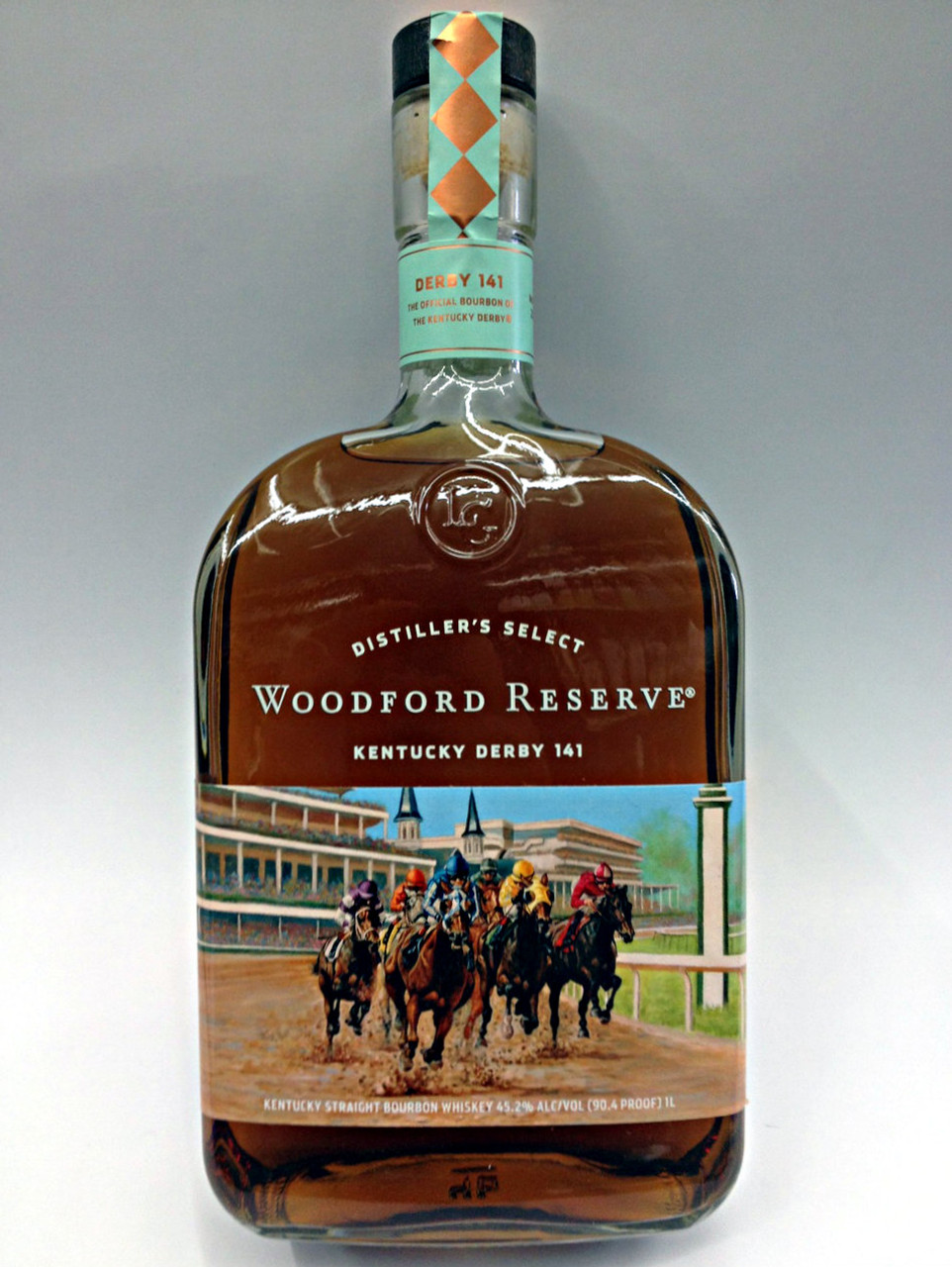 Woodford Reserve 2015 Kentucky Derby Quality Liquor Store