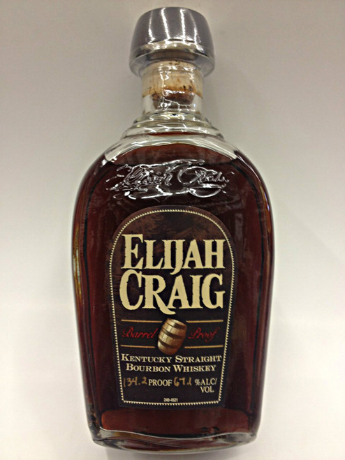 Elijah Craig Barrel Proof 134 Proof