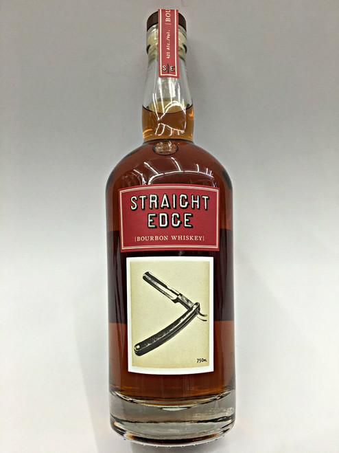 Straight Edge Bourbon Whiskey by David Phinney
