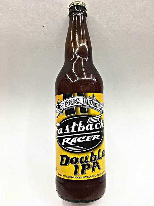 Bear Republic Fastback Racer Double IPA
