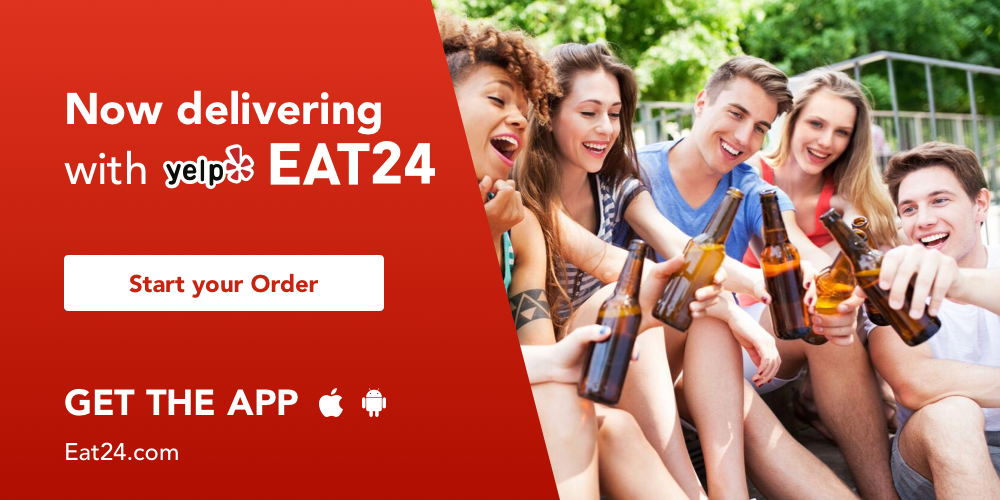 Eat 24 With Yelp