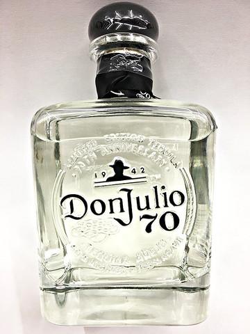 Don Julio 70 Anejo Claro Tequila
