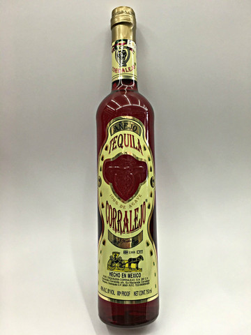 Corralejo Tequila Anejo Red Quality Liquor Store