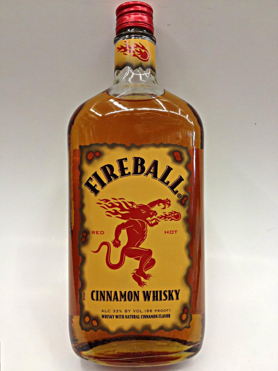 Fireball Cinnamon Whisky Quality Liquor Store