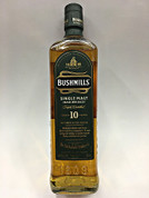 Bushmills 10 Year Old Single Malt Whiskey