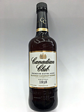 Canadian Club Whisky Buy Whisky Quality Liquor Store