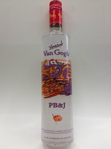 Van Gogh Vodka PB&J