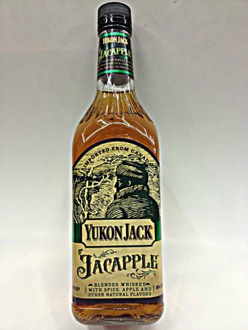 Yukon Jack Jacapple Blended Whiskey Quality Liquor Store