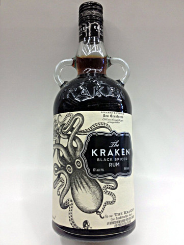 The kraken black spiced rum buy rum online quality - Kraken rum pictures ...