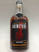 Balcones Brimstone Whiskey