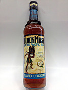 Black Mask Spiced Coconut Rum