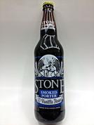 Stone Smoked Vanilla Bean Porter