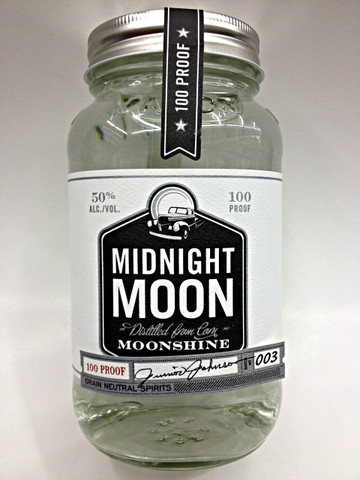 Midnight Moon White Lightning 100 Proof | Quality Liquor Store