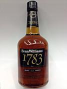 Evan Williams 1783 Small Batch