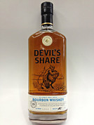 Devil's Share Bourbon Whiskey
