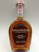 Bowman Brothers Pioneer Spirit Virginia Straight Bourbon Whiskey