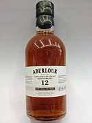 Aberlour 12 Year Non-Chill Filtered Scotch Whiskey