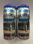 The Dudes' Kolschtal Eddy Blonde Ale
