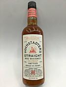 Hochstadter's Straight Rye Vatted Whiskey