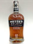 Metze's Select Indiana Straight Bourbon
