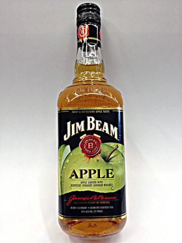 Jim Beam Apple Bourbon Whiskey Quality Liquor Store