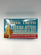The Bitter Truth Cocktail Bitters Traveler's Set