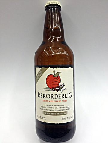 Rekorderlig Spiced Apple Hard Cider   Quality Liquor Store