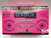 BeatBox Beverages Cranberry Limeade