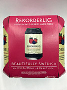 Rekorderlig Wild Berries Swedish Hard Cider