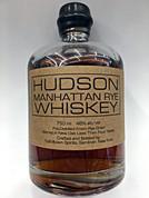 Hudson Manhattan Rye Whiskey Tuthilltown Spirits 750ml
