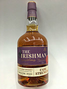 The Irishman Cask Strength Small Batch Irish Whiskey