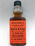 Hochstadter's 8 Year Old Slow And Low Rock And Rye