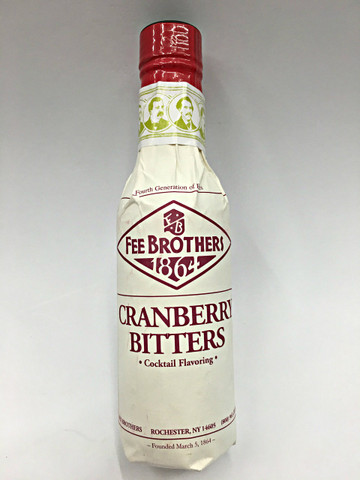 Fee brothers cranberry bitters quality liquor store for Cranberry bitters cocktail recipe