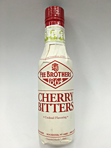 Fee brothers cherry bitters quality liquor store for Cherry bitters cocktail recipe