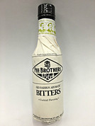 Fee Brothers Old Fashion Aromatic Bitters Cocktail Flavoring