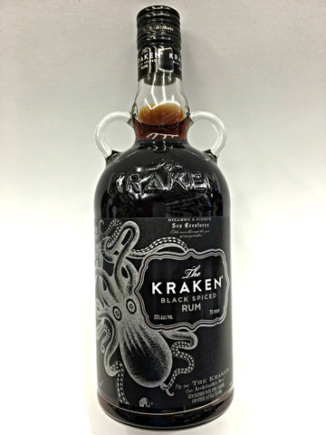 The kraken black spiced 70 proof rum quality liquor store - Kraken rum pictures ...